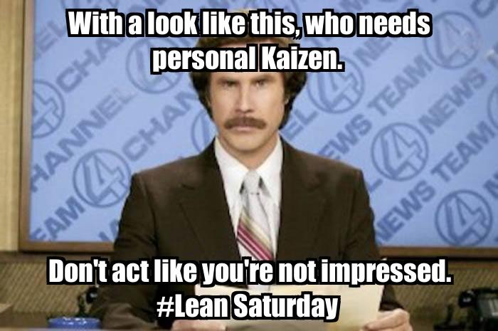 Personal Kaizen