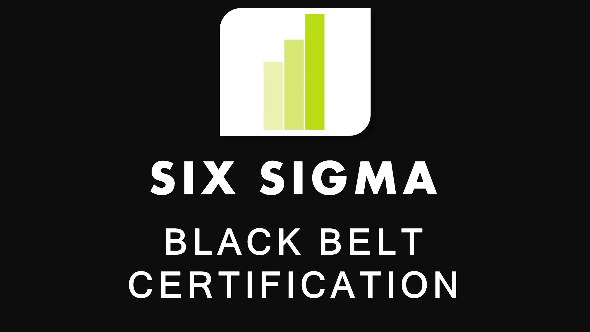 Six Sigma Black Belt Training Course And Certification Australia